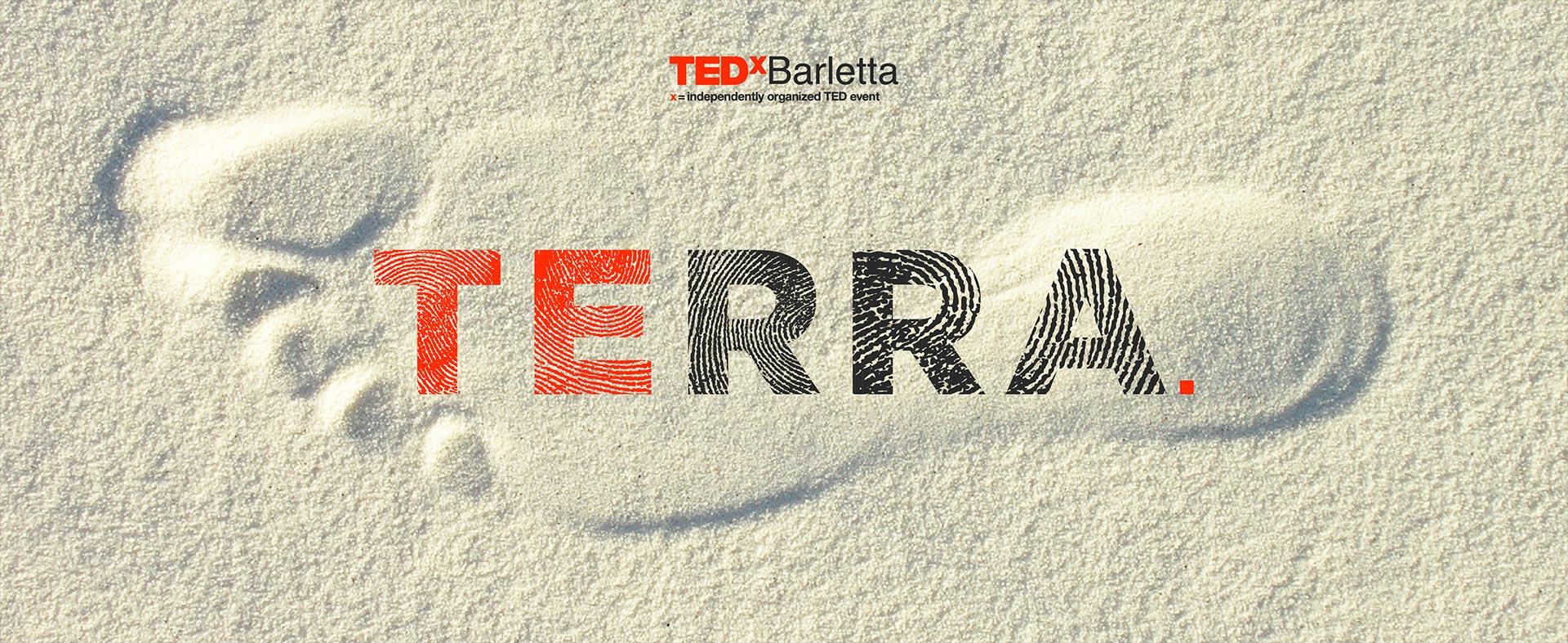 L'impronta di TEDx Barletta sulla TERRA